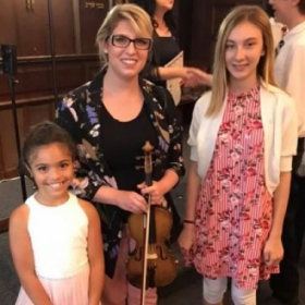 2019 Spring Recital Students