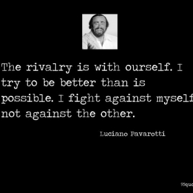 A Quote by Luciano Pavarotti