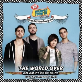 The World Over  Warped Tour 2018