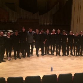 University of Wyoming Percussion Ensemble w/guest artist Nate Werth