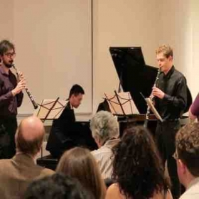 Chamber Music Concert at Bohemian National Hall