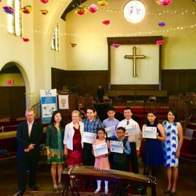 2019 San Diego South Chapter (CAPMT - 1) Honors' Recital & Gala