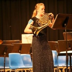 Solo Performance: (featuring my injured shoulder:)