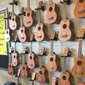 Ukulele class is going to be great this year!