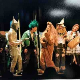 "Directed a steampunk ""Wizard of Oz"" musical this last spring!"