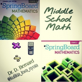 Does your middle-schooler need help with 7th and 8th-grade math? I can help...Book with Me to help your child reach his/her goals! -Dr. D.