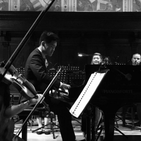 Performing with or orchestra in Italy
