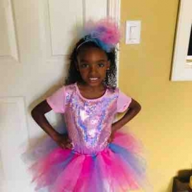 Tutu lessons for kids!