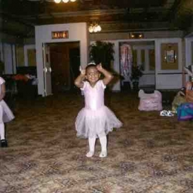 Baby dance pic :)