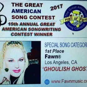 Great American Song Contest winner