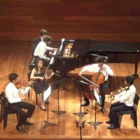 Performing Shostakovich Quintet