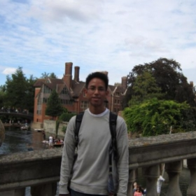Summer scholarship at Cambridge University, UK.