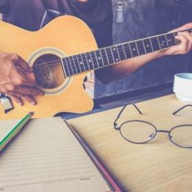Songwriting Lessons with Trevor Willmott at Guitar Lesson Pros Nashville - The Nations