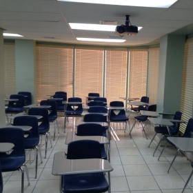 I used to teach nursing students in classrooms like this one. Most had Spanish as their first language.