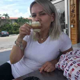 Coffee in Miami is great!