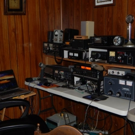 My Amateur Radio Station