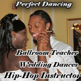 Instructing Ballroom Dance with my spouse. What better way to show someone you love them?
