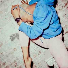 Photo shoot for Marc Jacobs Hybrid Watch