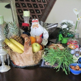 Persian New Year Haft-seen