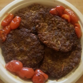 Mojy's Style Fish Cutlet