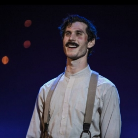 Joshua in All is Calm at San Diego Opera