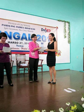 Recognition Day - April1, 2012