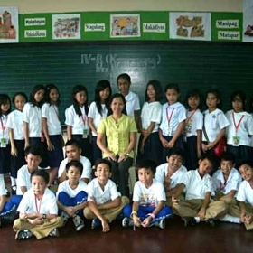 Grade IV Class Photo - April 12, 2012