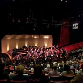 The Raleigh Civic Symphony (Nov 2019)