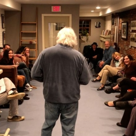 Teaching at the New Hampshire Actor Group
