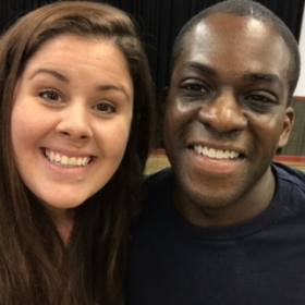 I organized a trip for my students to see Waitress on Broadway with a workshop with a cast member beforehand.