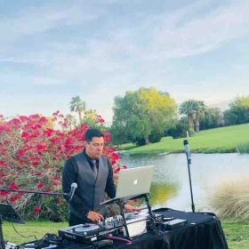 Musician by day, DJ by Night.