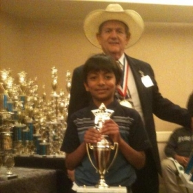 1st Place in California State Championship