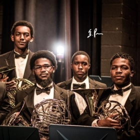 Tennessee State University Horn Section