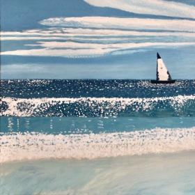 Art - Painting with Acrylics