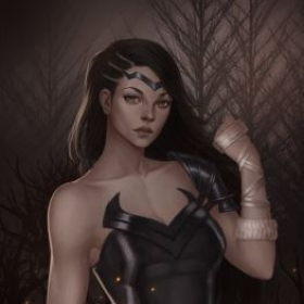 """I provide the voice of the Greek warrior Iirera in upcoming video game, """"Project Aterne."""""""