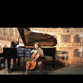 Cello Student Recital