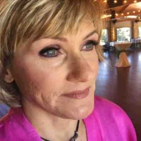 Mother of the bride makeup by me