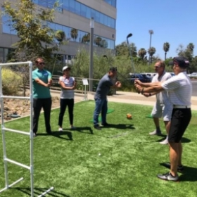 Clinic at Intersect Business Complex in Irvine