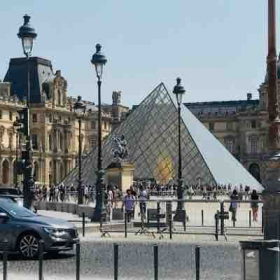 Le Louvre , Paris