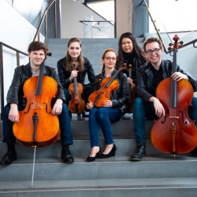 Schubert Cello Quintet at The Dimenna Center for Classical Music