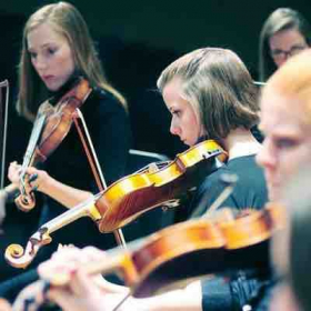 Westminster College Symphony Orchestra