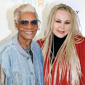 With icon vocalist Dionne Warwick