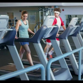 "Commercial Called: ""What not to do at the Gym"" by JUCE TV (2014)"