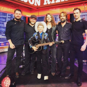 Live on Good Morning America with Mason Ramsey