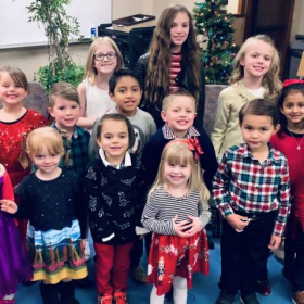 2019 Winter Recital