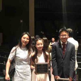 Students won 1st place in 2020 Legacy Competition