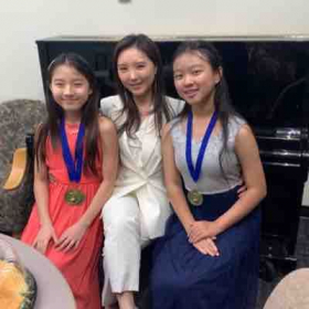 Students won the first place in 2019 Silver State Competition