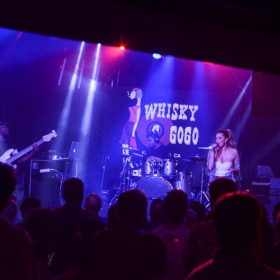 Paloma Performs at the Whisky A-GoGo, Los Angeles CA