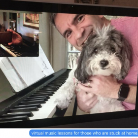 Virtual Piano Lessons for Those Who are Stuck at Home. :)