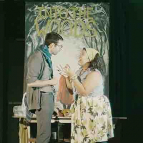 """Into the Woods""- Greenwood Lake Theatre 2019"
